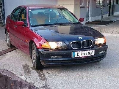 gebraucht BMW 320 3er-Reihe d LIM E46 Limousine