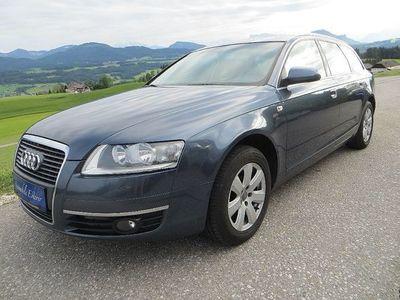 gebraucht Audi A6 Avant 2,7 TDI V6 Multitronic Navi, Lederausstattu