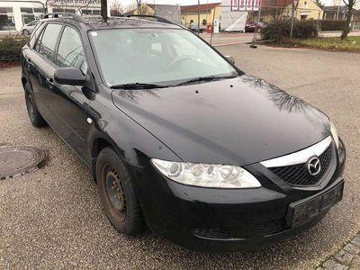 gebraucht Mazda 6 6Sport Combi CD120 CE TD Kombi / Family Van,