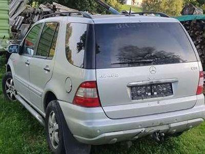 gebraucht Mercedes ML400 M-Klassecdi SUV / Geländewagen