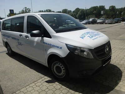 used Mercedes Vito Tourer Pro 114 CDI extralang