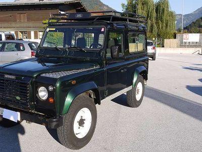 used Land Rover Defender 90 Td5 SUV / Geländewagen,