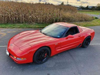 gebraucht Corvette Z06 C5 50th Anniversary