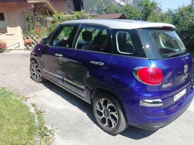gebraucht Fiat 500L mirrow Kombi / Family Van