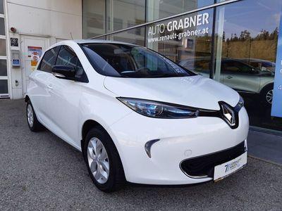 gebraucht Renault Zoe Life R240 22kWh (Batteriemiete)
