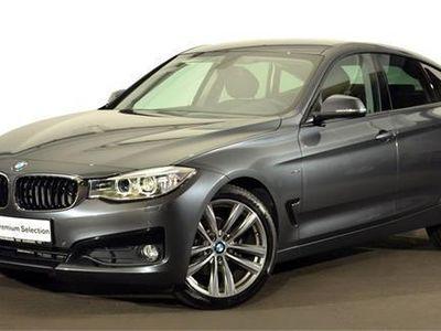 gebraucht BMW 318 Gran Turismo d Österreich-Paket