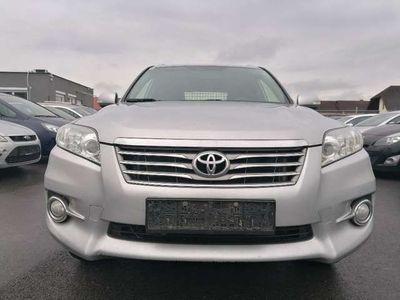 gebraucht Toyota RAV4 2,2 D-4D 150 DPF 4WD Cross Country