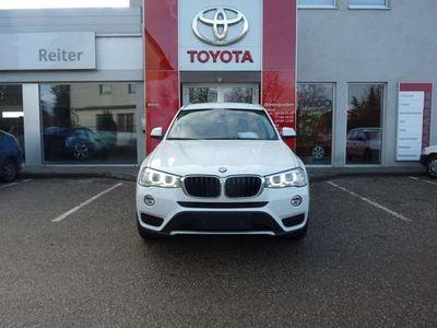 gebraucht BMW X3 xDrive 20d Aut. *XENON*NAVI*KAMERA*PDC*SHZ* SUV / Geländewagen