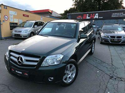 gebraucht Mercedes GLK220 GLK-KlasseCDI 4MATIC Aut. Damenfahrzeug !!! SUV / Geländewagen,
