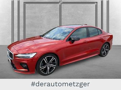 gebraucht Volvo S60 T5 R-Design Pro Geartronic First Edition Limousine