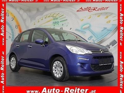 used Citroën C3 HDi 70 Attraction *TEMPOMAT, KLIMA, PANORAMA-FRONTSCHEIBE