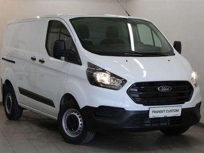gebraucht Ford 300 Transit Custom Kasten 2,0 TDCi L1H1Ambiente