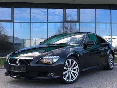 gebraucht BMW 635 6er-Reihe d Aut. COUPÉ FACELIFT/ XENON / Bi Turbo / NAVI / LEDER / E63 Sportwagen / Coupé