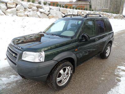 brugt Land Rover Freelander Station Wagon ES 2,0 Td4 4x4 Allrad Standheizung
