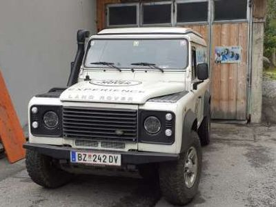 "used Land Rover Defender 110"" Station Wagon S 2,4 TD"