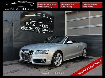 gebraucht Audi A5 Cabriolet S5 Cabrio 3,0 TFSI quattro S-tronic / Roadster