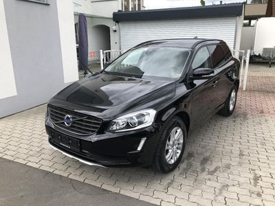 brugt Volvo XC60 D4 Kinetic AWD Geartronic LEDER, XENON, NAVI, AHK