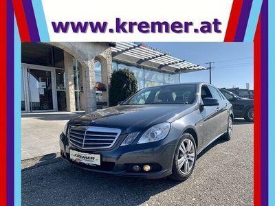 gebraucht Mercedes E220 E-KlasseElegance BlueEfficiency CDI Aut. Limousine