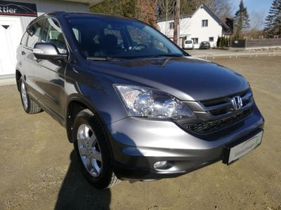 gebraucht Honda CR-V 2,2i-DTEC Elegance DPF 4X4 !Facelift/Serviceheft!