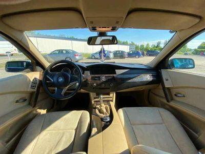 gebraucht BMW 525 5er-Reihe Kombi Diesel (E61) Touring