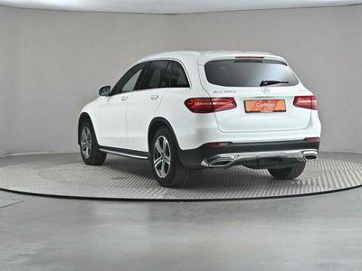 gebraucht Mercedes E250 GLC d 4Matic Aut. (885332)