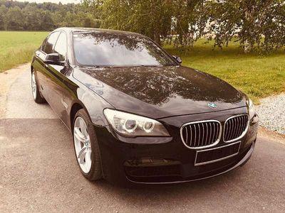 gebraucht BMW 750 7er-Reihe d xDrive Aut. Limousine