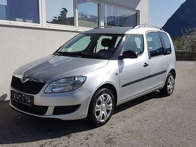 gebraucht Skoda Roomster Classic Clever 1,6 TDI CR DPF Kombi / Family Van