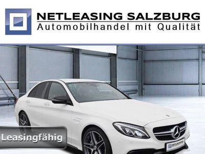 brugt Mercedes C63 AMG AMG Night+Comand+HUD+Sound+Abgas+19''AMG+LE Klima