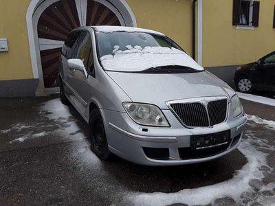gebraucht Lancia Phedra Kombi / Family Van