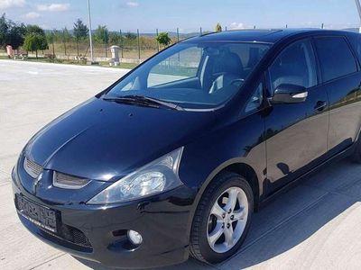 gebraucht Mitsubishi Grandis 2.0 D Kombi / Family Van
