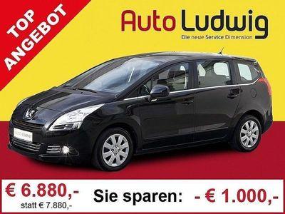 gebraucht Peugeot 5008 1,6 VTI Premium