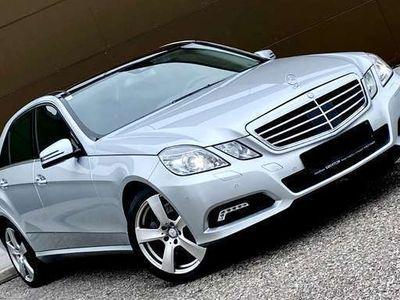 gebraucht Mercedes E500 Avantgarde Aut.**Firmen-Fahrzeug**