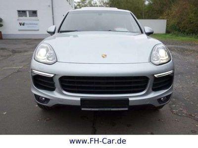 gebraucht Porsche Cayenne Diesel/Alu20/Navi/Sitzbel/RFK/Komfortsit SUV / Geländewagen