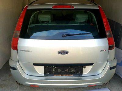 gebraucht Ford Fusion Trend 1,4 TDCi