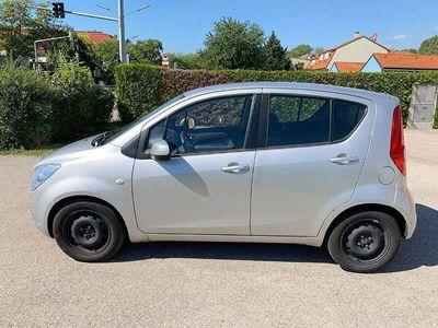 gebraucht Opel Agila 1,0 Edition Kombi / Family Van