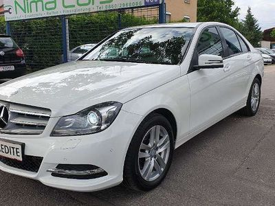 gebraucht Mercedes C180 CDI A-Edition plus BlueEfficiency Aut.