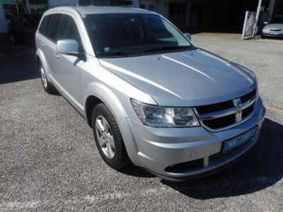 gebraucht Dodge Journey 2,0 CRD SXT Kombi / Family Van