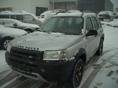 gebraucht Land Rover Freelander SW Experience 2,0 Td4