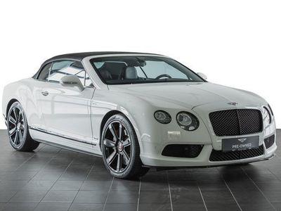 gebraucht Bentley Continental GT Cabrio V8 S