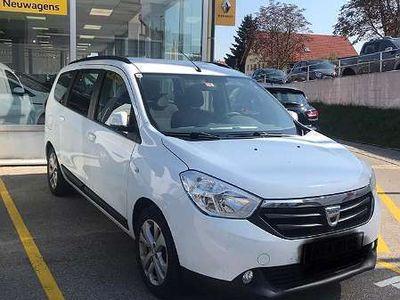 usata Dacia Lodgy Lauréate dCi 110 Kombi / Family Van,