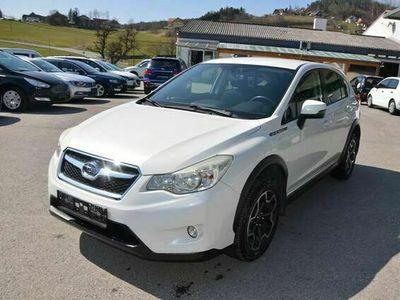gebraucht Subaru XV 2,0D Comfort 4X4 Klimaautomatik/1.Besitz