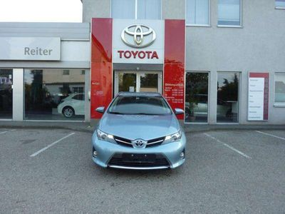 gebraucht Toyota Auris 1,8 VVT-i Hybrid *KAMERA* Klein-/ Kompaktwagen