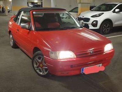 gebraucht Ford Escort Cabriolet XR3i 1,6