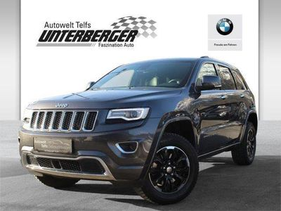 gebraucht Jeep Grand Cherokee 3,0 V6 CRD Overland