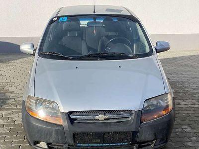 gebraucht Chevrolet Kalos 1.2 Klein-/ Kompaktwagen