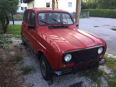 brugt Renault R4 Millesime Sondermodell Klein-/ Kompaktwagen,