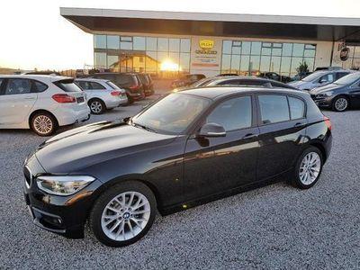 used BMW 118 1er-Reihe Diesel (F20) Advantage Aut.