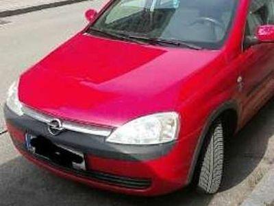 gebraucht Opel Corsa C 1,7 dti Klein-/ Kompaktwagen