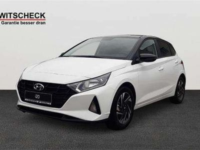 gebraucht Hyundai i20 1,2 MPI chic Fließheck