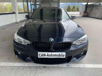 gebraucht BMW 430 Gran Coupé 4er-Reihe Diesel (F36) M Sport Aut.